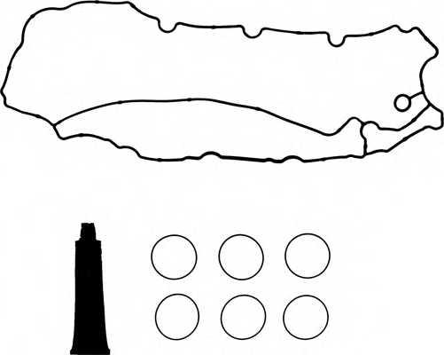 Комплект прокладок крышки головки цилиндра REINZ 15-39299-01 - изображение