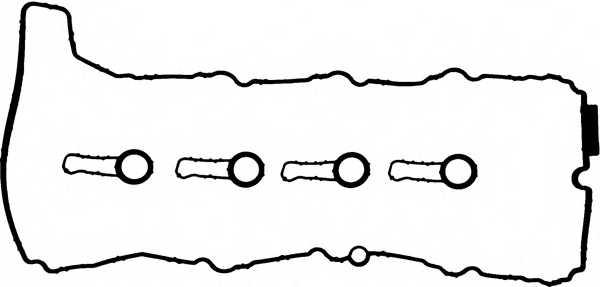 Комплект прокладок крышки головки цилиндра REINZ 15-39346-01 - изображение