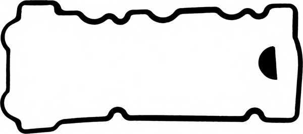 Комплект прокладок крышки головки цилиндра REINZ 15-39821-01 - изображение