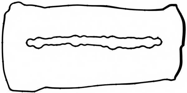 Комплект прокладок крышки головки цилиндра REINZ 15-40664-01 - изображение