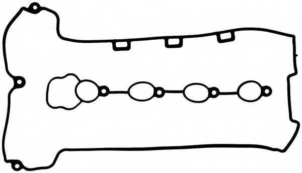 Комплект прокладок крышки головки цилиндра REINZ 15-40822-01 - изображение