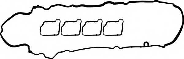 Комплект прокладок крышки головки цилиндра REINZ 15-41043-01 - изображение