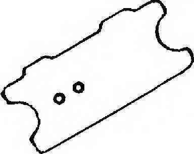 Комплект прокладок крышки головки цилиндра REINZ 15-52786-01 - изображение