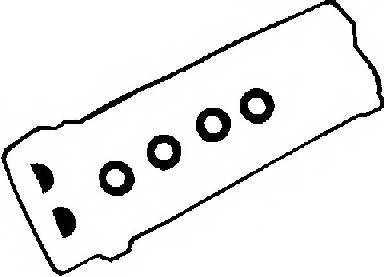 Комплект прокладок крышки головки цилиндра REINZ 15-52796-01 - изображение