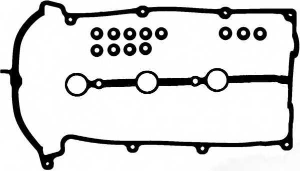 Комплект прокладок крышки головки цилиндра REINZ 15-52852-01 - изображение