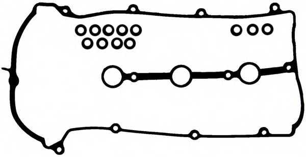 Комплект прокладок крышки головки цилиндра REINZ 15-52853-01 - изображение