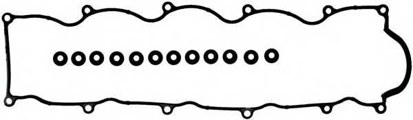Комплект прокладок крышки головки цилиндра REINZ 15-52993-01 - изображение