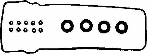 Комплект прокладок крышки головки цилиндра REINZ 15-53016-01 - изображение