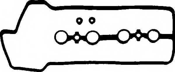 Комплект прокладок крышки головки цилиндра REINZ 15-53121-01 - изображение
