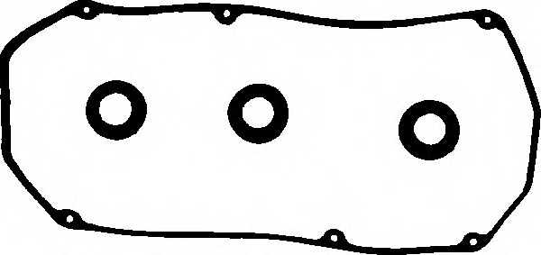 Комплект прокладок крышки головки цилиндра REINZ 15-53187-01 - изображение