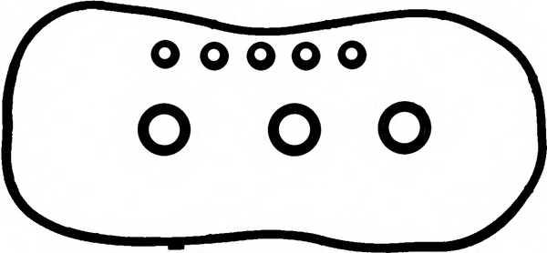 Комплект прокладок крышки головки цилиндра REINZ 15-53773-01 - изображение