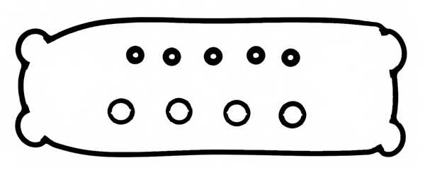 Комплект прокладок крышки головки цилиндра REINZ 15-53801-01 - изображение