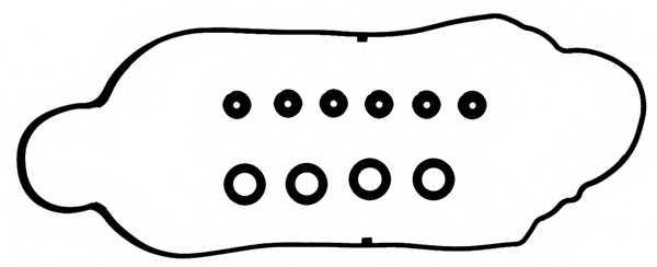 Комплект прокладок крышки головки цилиндра REINZ 15-53806-01 - изображение