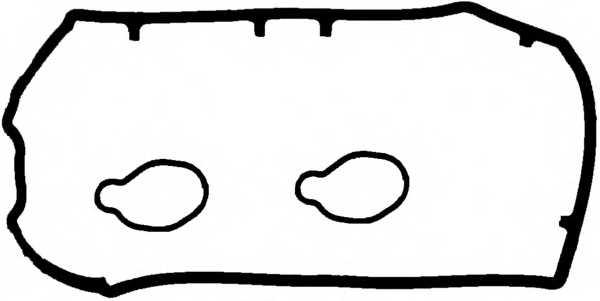 Комплект прокладок крышки головки цилиндра REINZ 15-53933-01 - изображение