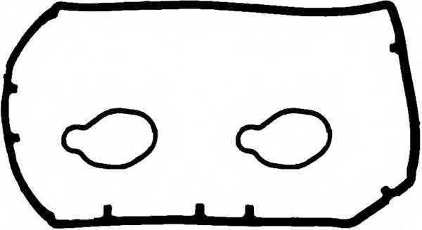 Комплект прокладок крышки головки цилиндра REINZ 15-53937-01 - изображение