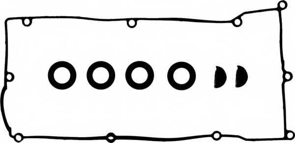 Комплект прокладок крышки головки цилиндра REINZ 15-53967-02 - изображение