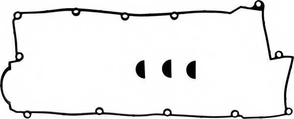 Комплект прокладок крышки головки цилиндра REINZ 15-53976-01 - изображение