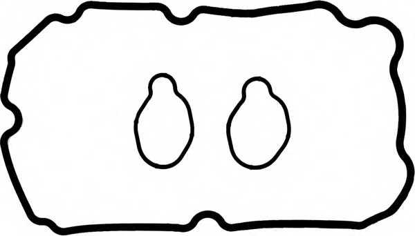 Комплект прокладок крышки головки цилиндра REINZ 15-53999-01 - изображение