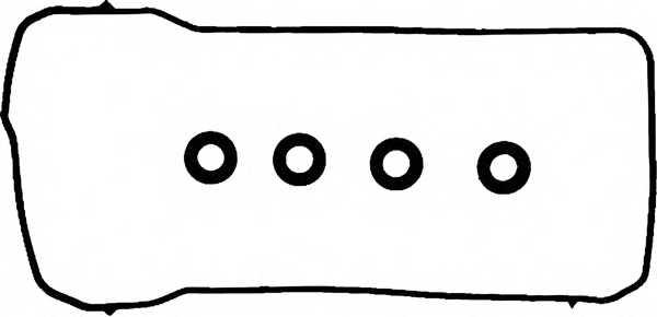 Комплект прокладок крышки головки цилиндра REINZ 15-54131-01 - изображение