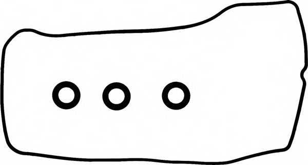 Комплект прокладок крышки головки цилиндра REINZ 15-54132-01 - изображение