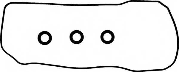 Комплект прокладок крышки головки цилиндра REINZ 15-54133-01 - изображение