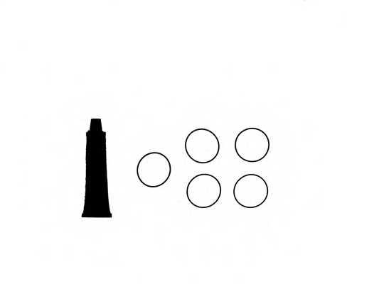 Комплект прокладок крышки головки цилиндра REINZ 15-76741-02 - изображение