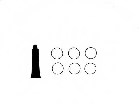 Комплект прокладок крышки головки цилиндра REINZ 15-76741-03 - изображение