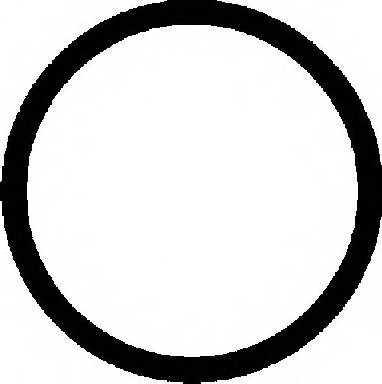 Прокладка впускного коллектора REINZ 40-76854-00 - изображение