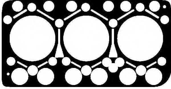 Прокладка головки цилиндра REINZ 61-23155-10 - изображение