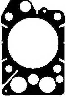 Прокладка головки цилиндра REINZ 61-23160-10 - изображение