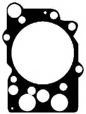 Прокладка головки цилиндра REINZ 61-23215-10 - изображение
