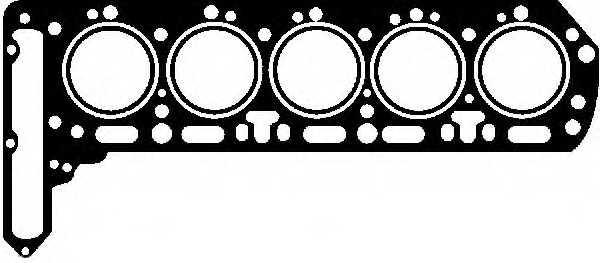 Прокладка головки цилиндра REINZ 61-24125-40 - изображение