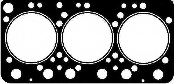 Прокладка головки цилиндра REINZ 61-24805-20 - изображение