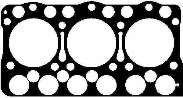 Прокладка головки цилиндра REINZ 61-25025-20 - изображение