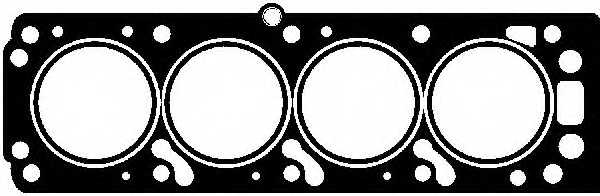Прокладка головки цилиндра REINZ 61-25080-20 - изображение