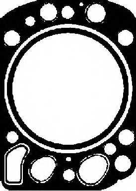 Прокладка головки цилиндра REINZ 61-25105-55 - изображение