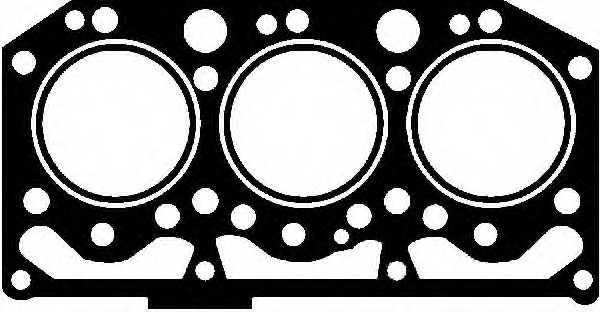 Прокладка головки цилиндра REINZ 61-25280-20 - изображение