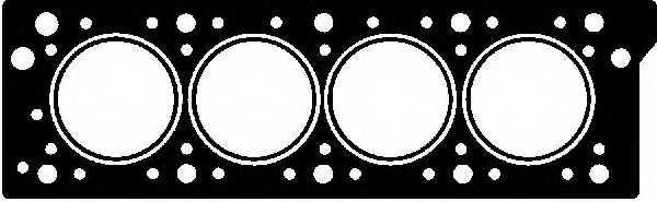 Прокладка головки цилиндра REINZ 61-25415-30 - изображение