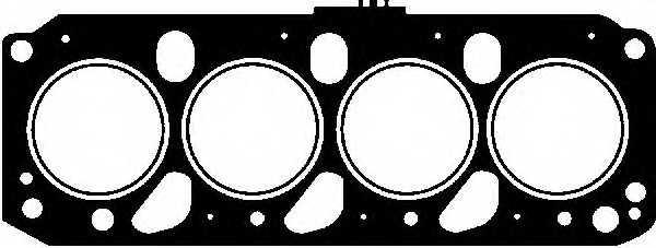 Прокладка головки цилиндра REINZ 61-25715-00 - изображение