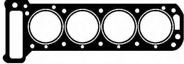 Прокладка головки цилиндра REINZ 61-26255-10 - изображение