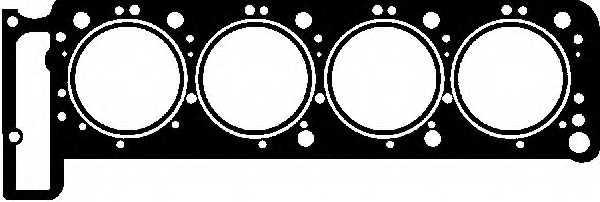 Прокладка головки цилиндра REINZ 61-26855-10 - изображение