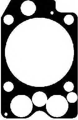 Прокладка головки цилиндра REINZ 61-27190-10 - изображение