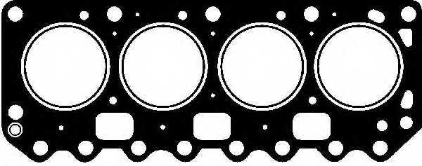 Прокладка головки цилиндра REINZ 61-27435-00 - изображение