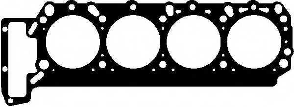 Прокладка головки цилиндра REINZ 61-27675-10 - изображение