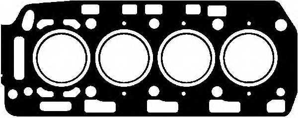 Прокладка головки цилиндра REINZ 61-27685-10 - изображение
