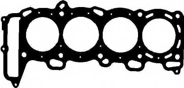 Прокладка головки цилиндра REINZ 61-27825-00 - изображение