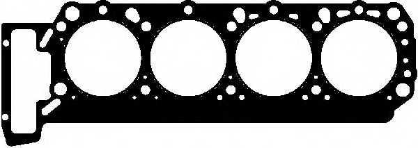 Прокладка головки цилиндра REINZ 61-28465-00 - изображение