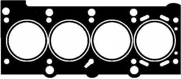 Прокладка головки цилиндра REINZ 61-28485-00 - изображение