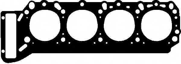 Прокладка головки цилиндра REINZ 61-29190-00 - изображение