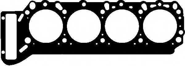 Прокладка головки цилиндра REINZ 61-29260-00 - изображение